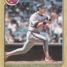 REGGIE JACKSON 1987 TOPPS #300 CALIFORNIA ANGELS