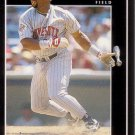 KIRBY PUCKETT 1992 PINNACLE #20 MINNESOTA TWINS