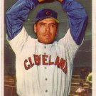 MIKE GARCIA 1954 BOWMAN #100 CLEVELAND INDIANS
