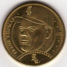 FRANK THOMAS 1997 PINNACLE MINT BRASS COIN #02 CHICAGO WHITE SOX