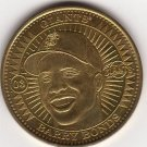 BARRY BONDS 1998 PINNACLE MINT BRASS COIN #03 SAN FRANCISCO GIANTS