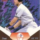 DEREK JETER 1999 OMEGA HOME RUN '99 #13 NEW YORK YANKEES