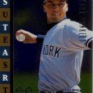 DEREK JETER 1998 COLLECTOR'S CHOICE STARQUEST DOUBLE #6 NEW YORK YANKEES