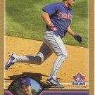 JOSE CRUZ JR. 2003 TOPPS GOLD #88 SP# 0480/2003 TORONTO BLUE JAYS