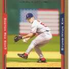 BYUNG HYUN KIM 2005 TOPPS GOLD #104 SP# 0369/2005 BOSTON RED SOX