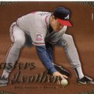 GREG MADDUX 2003 MASTERS WITH THE LEATHER #L3  ATLANTA BRAVES