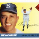 DON NEWCOMBE 2005 TOPPS DEM BUMS #DN BROOKLYN DODGERS