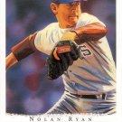NOLAN RYAN 2003 TOPPS GALLERY HALL OF FAME GALLERY #15 TEXAS RANGERS