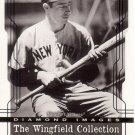 JOE DiMAGGIO 2005 UPPER DECK WINGFIELD COLLECTION #3 NEW YORK YANKEES