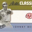 JOHNNY BENCH 2004 SKYBOX AUTOGRAPHICS AUTO CLASSICS #1AC CINCINNATI REDS