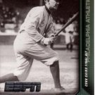 TY COBB 2005 UD ESPN THIS DAY IN BASEBALL HISTORY #15 PHILADELPHIA ATHLETICS