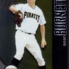 SEAN BURNETT 2001 FINEST ROOKIE #115 SP# 103/999 PITTSBURGH PIRATES