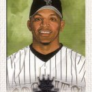 RENE REYES 2002 DONRUSS ROOKIE DIAMOND KINGS #155 COLORADO ROCKIES