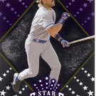 MIKE PIAZZA 1998 SCORE ROOKIE TRADED STAR GAZING #6 LOS ANGELES DODGERS