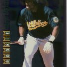 MIGUEL TEJADA 1998 SCORE ROOKIE TRADED SHOWCASE #144 ROOKIE OAKLAND ATHLETICS