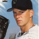 A.J. BURNETT 2000 PRIVATE STOCK #55 ROOKIE FLORIDA MARLINS