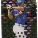 DAVID DELLUCCI 1998 DONRUSS SILVER PRESS PROOF #258 ROOKIE ARIZONA DIAMONDBACKS