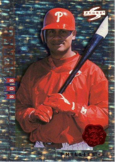 BOBBY ABREU 1998 SCORE ROOKIE TRADED SHOWCASE ARTIST PROOF #RTPP81 PHILADELPHIA PHILLIES