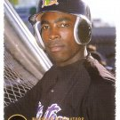 ALFONSO SORIANO 1999 JUST MINORS JUST '99 #137 MINOR NORWICH NAVIGATORS