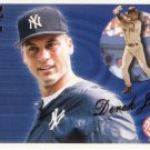 DEREK JETER 2000 AURORA #98 NEW YORK YANKEES