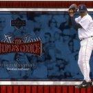 PEDRO MARTINEZ 2001 UPPER DECK PEOPLES CHOICE #PC13 BOSTON RED SOX AllstarZsports.com