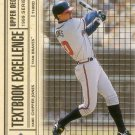 CHIPPER JONES 1999 UPPER DECK TEXTBOOK EXCELLENCE #T3 ATLANTA BRAVES AllstarZsports.com
