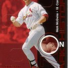 MARK McGWIRE 1999 UPPER DECK MARK z HISTORY #15 HOME RUN 60 ST. LOUIS CARDINALS AllstarZsports.com