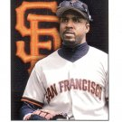 BARRY BONDS 2001 DONRUSS STUDIO #2 SAN FRANCISCO GIANTS AllstarZsports.com