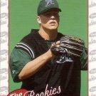 JOE KENNEDY 2001 DONRUSS THE ROOKIES #R81 ROOKIE TAMPA BAY DEVIL RAYS AllstarZsports.com