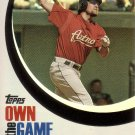 LANCE BERKMAN 2007 TOPPS OWN THE GAME #OTG5 HOUSTON ASTROS AllstarZsports.com