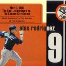 ALEX RODRIGUEZ 2007 TOPPS AROD ROAD TO 500 #ARHR9 SEATTLE MARINERS AllstarZsports.com