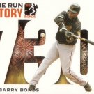 BARRY BONDS 2006 TOPPS HOME RUN HISTORY #BB730 SAN FRANCISCO GIANTS AllstarZsports.com