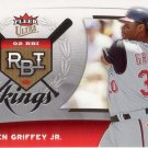 KEN GRIFFEY JR. 2006 ULTRA RBI KINGS #RBI 1 CINCINNATI REDS AllstarZsports.com