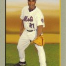 CARLOS DELGADO 2007 TOPPS WALMART TURKEY RED #WM13 NEW YORK METS AllstarZsports.com
