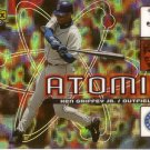 KEN GRIFFEY JR. 2000 UD IONIX ATOMIC #A3 SEATTLE MARINERS AllstarZsports.com