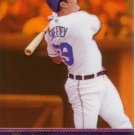 MIKE SWEENEY 2001 GOLD LABEL CLASS 1 #76 GOLD SP# 749/999 KANSAS CITY ROYALS AllstarZsports.com