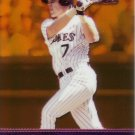JEFF CIRILLO 2001 TOPPS GOLD LABEL CLASS 1 #47 GOLD SP# 569/999 COLORADO ROCKIES AllstarZsports.com