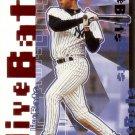 DEREK JETER 1999 FLEER SKYBOX PREMIUM LIVE BATS #11 OF 15 NEW YORK YANKEES AllstarZsports.com