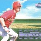 J.D. DREW 1999 PACIFIC INVINCIBLE SANDLOT HEROES #15 ST. LOUIS CARDINALS AllstarZsports.com