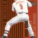 JEFF BAGWELL 2000 PACIFIC REVOLUTION TRIPLE HEADER #14 HOUSTON ASTROS AllstarZsports.com