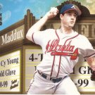 GREG MADDUX 2000 CROWN ROYALE FEATURE ATTRACTIONS #3 ATLANTA BRAVES AllstarZsports.com