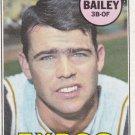 BOB BAILEY 1969 TOPPS #399 MONTREAL EXPOS www.AllstarZsports.com