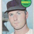 BILL MONBOUQUETTE 1969 TOPPS #64 SAN FRANCISCIO GIANTS www.AllstarZsports.com