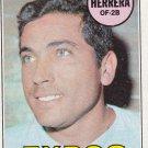JOSE HERRERA 1969 TOPPS #378 ROOKIE MONTREAL EXPOS www.AllstarZsports.com