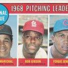 JUAN MARICHAL / BOB GIBSON / FERGIE JENKINS 1969 TOPPS #10 GIANTS/CUBS/CARDINALS AllstarZsports.com