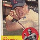 DICK BERTELL 1963 TOPPS #287 CHICAGO CUBS www.AllstarZsports.com