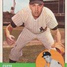CLETE BOYER 1963 TOPPS #361 NEW YORK YANKEES www.AllstarZsports.com