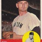DICK RADATZ 1963 TOPPS #363 BOSTON RED SOX www.AllstarZsports.com