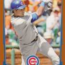 STARLIN CASTRO 2012 BOWMAN ORANGE #175 026/250 CHICAGO CUBS www.AllstarZsports.com