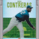 JOSE CONTRERAS 2003 TOPPS PRISTINE #101 0656/1599 REFRACTOR ROOKIE UNCIRCULATED NEW YORK YANKEES